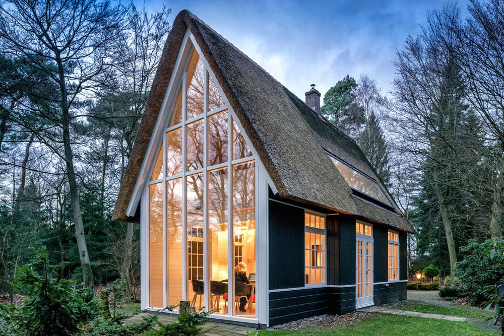 Mon reve an 840 square feet home in epse netherlands for 840 square feet