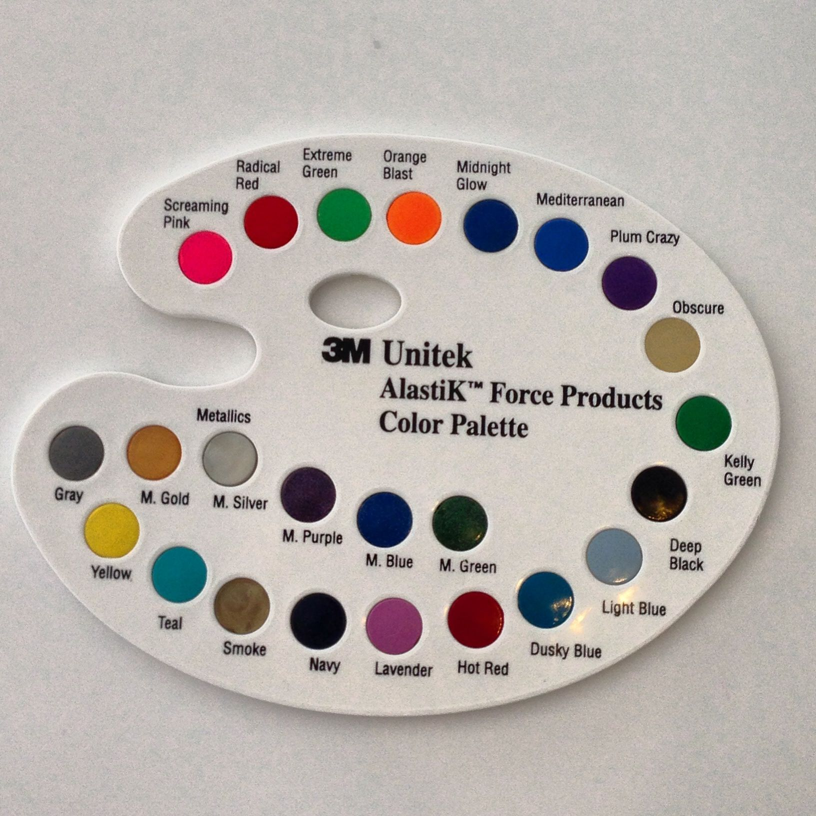O-ring colors that we offer to personalize your braces. | Products ...