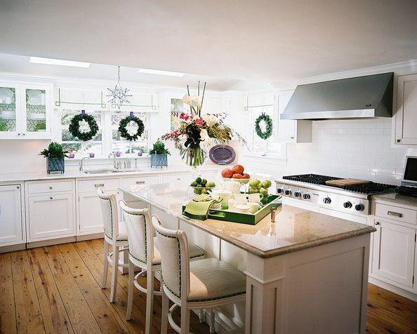Decoracion de cocinas clasicas (14) Curso de organizacion de hogar