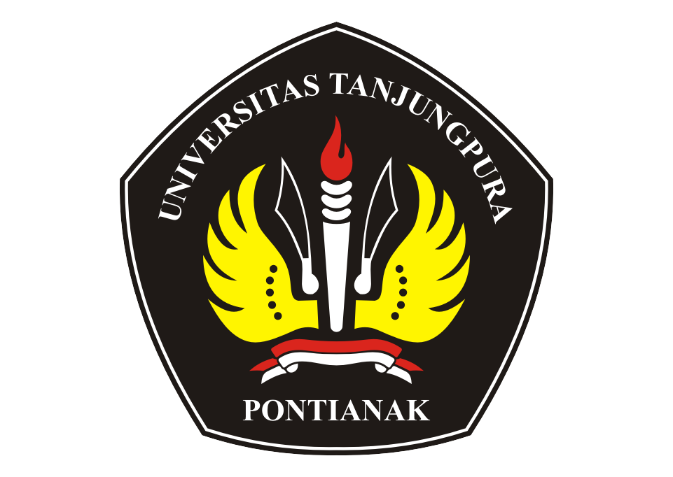 Logo Untan (Universitas Tanjungpura) Vector Free Logo