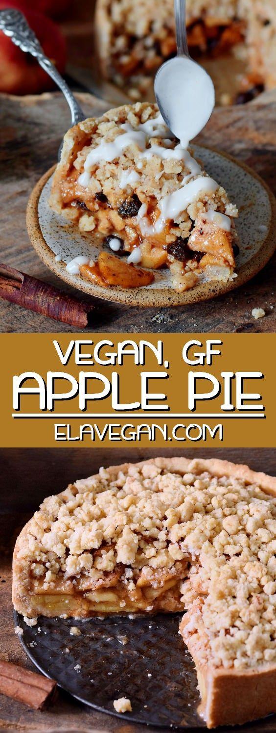 Pin By Zoe Salisbury On My Vegan Life Vegan Apple Pie Vegan