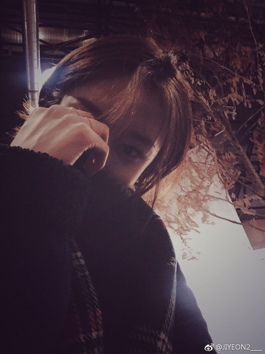 Được nhúng Park ji yeon, T ara jiyeon, Instagram