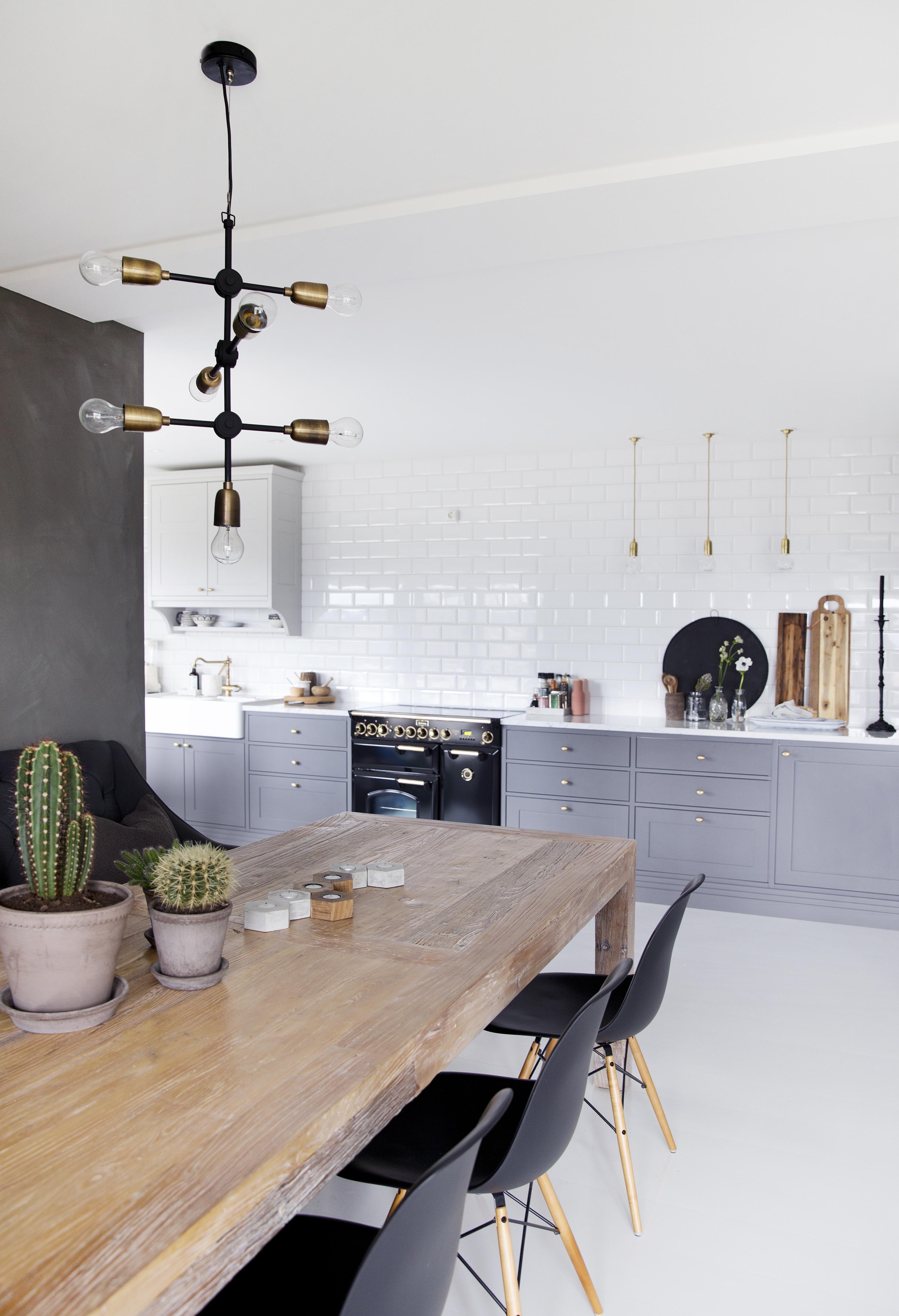 mo kjøkken og interiør