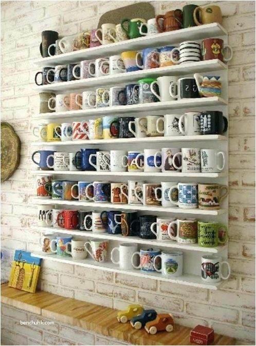 Popular Kitchen Storage Rack Cupboard Hanging Coffee Cup Organizer Closet Image Bedroom 50 formalbeauteous Hanging Coffee Mug Rack hanging coffee station