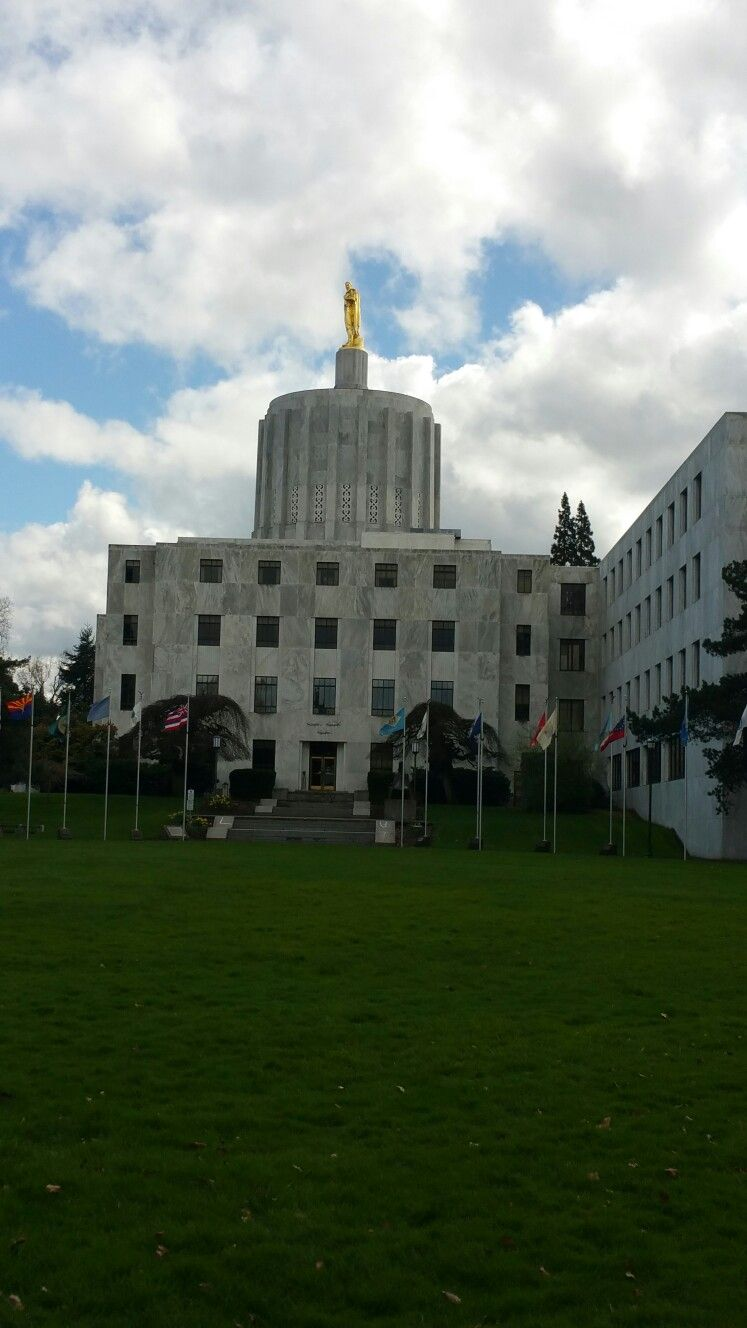 what is the capital of oregon in usa
