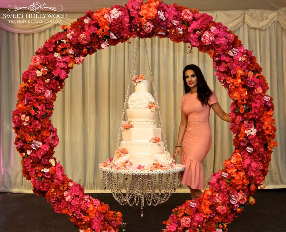 Sweet Hollywood Is One Of The Most Sought After Provider Luxurious Wedding Cakes In London