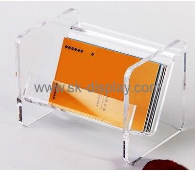 Brochure Holder WHOLESALE with business card holder FREE SHIPPING