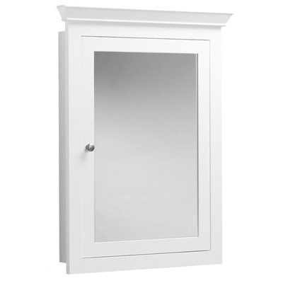 Ronbow Tristan 26 63 X 34 75 Surface Mount Medicine Cabinet In