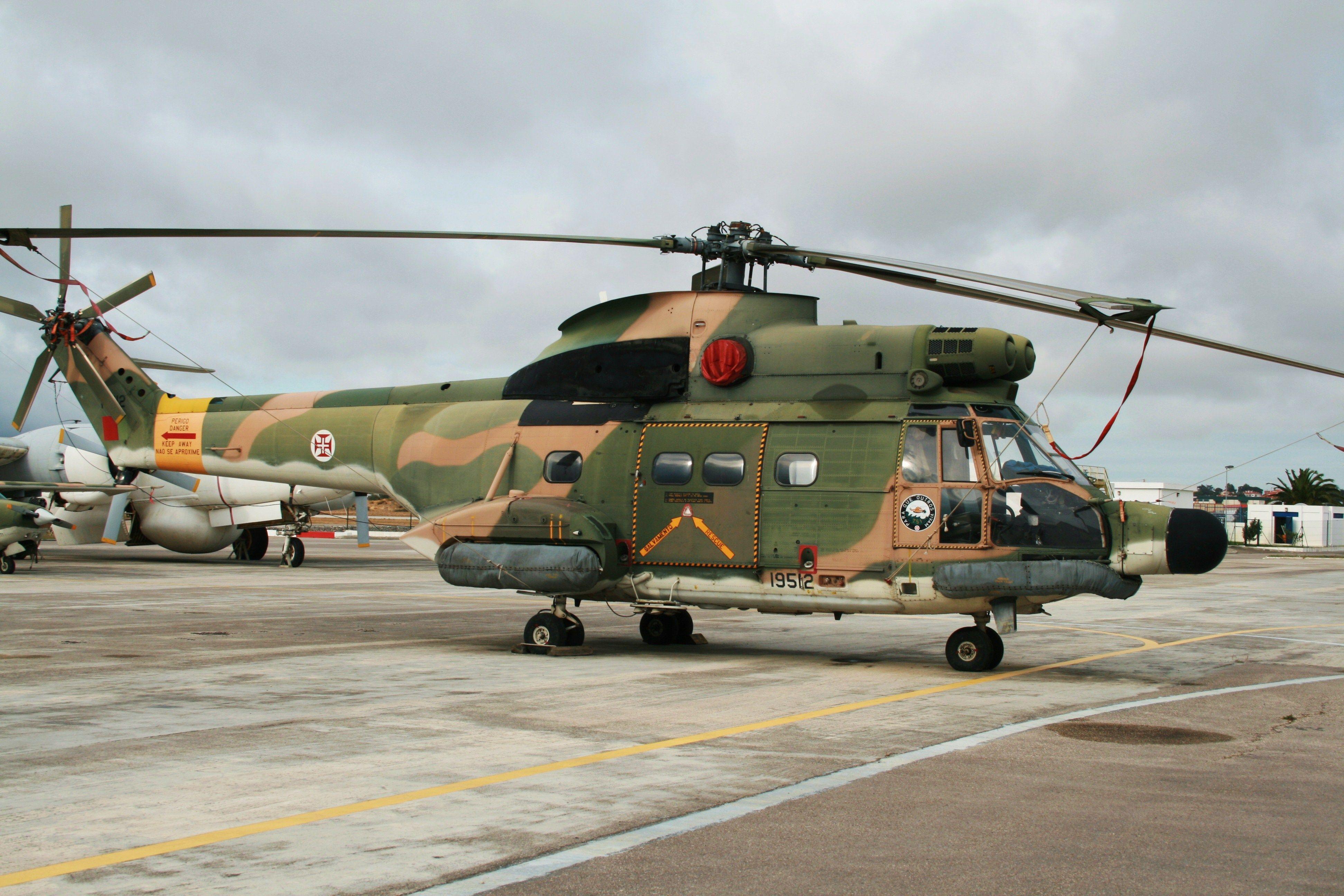 Indonesian Aerospace Indonesia / SA 330 Puma Licence