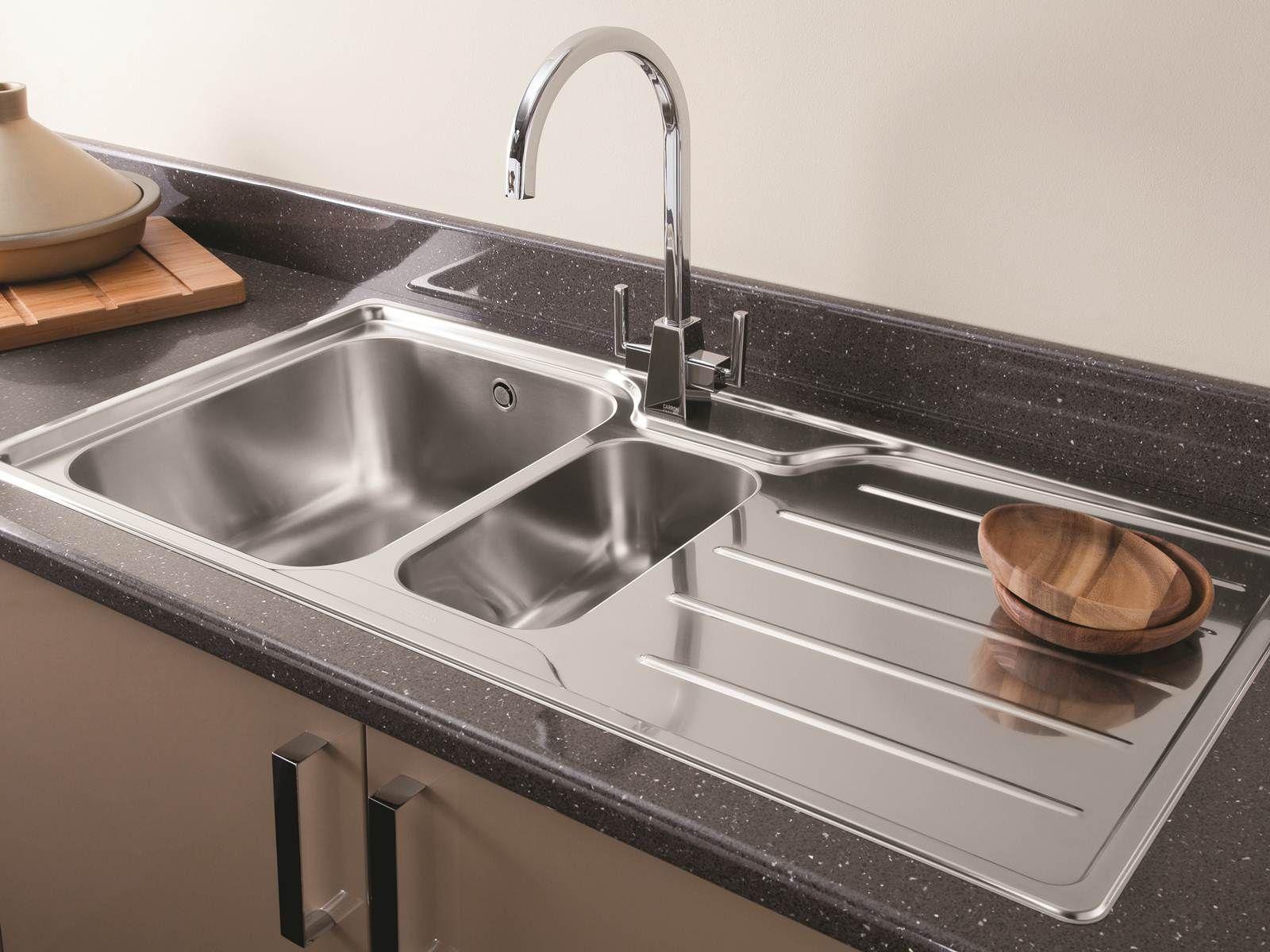 Besten Edelstahl Küche Waschbecken Ideen Spülbecken