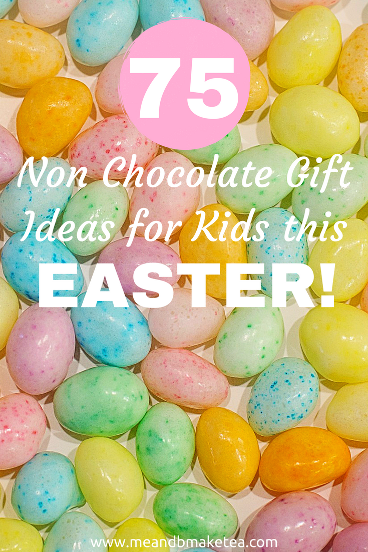 75 best non chocolate gift ideas for kids this easter negle Images