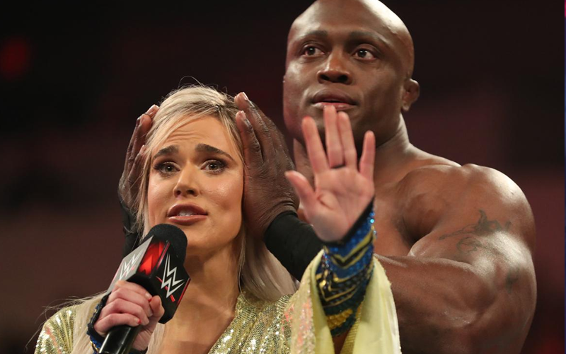 Lana Drags Wwe For Leaving Her Bobby Lashley Off Royal Rumble Poster Wwe Raw This Week Wrestling News Royal Rumble