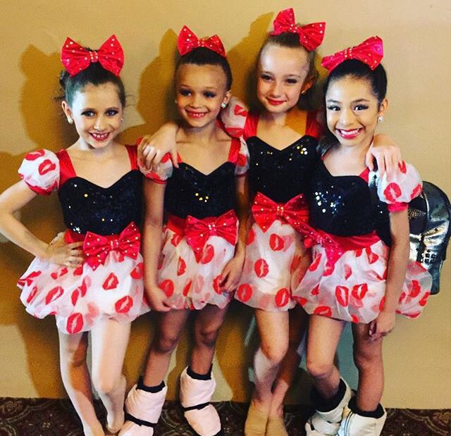 Aldc season 6 mini dancers