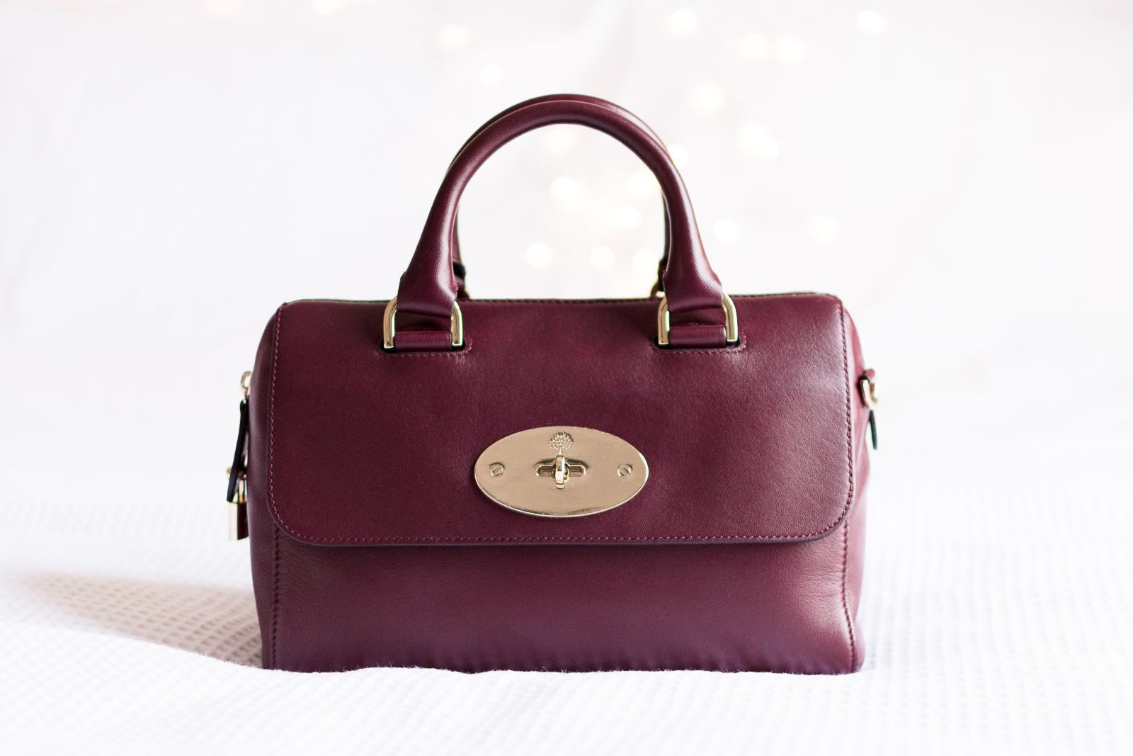Del Rey Review What S In My Bag