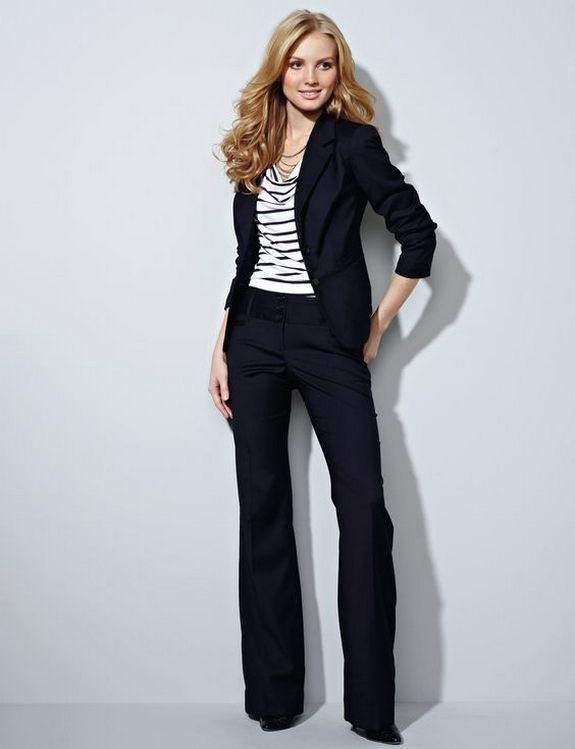 a13151b0d515 60+ Best Women s Work Pants to Keep You Cool This Summer