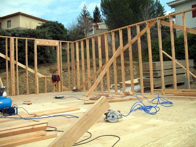 Http Www Casastar Es Img Estructura Madera Casas Madera Estructura7 Jpg