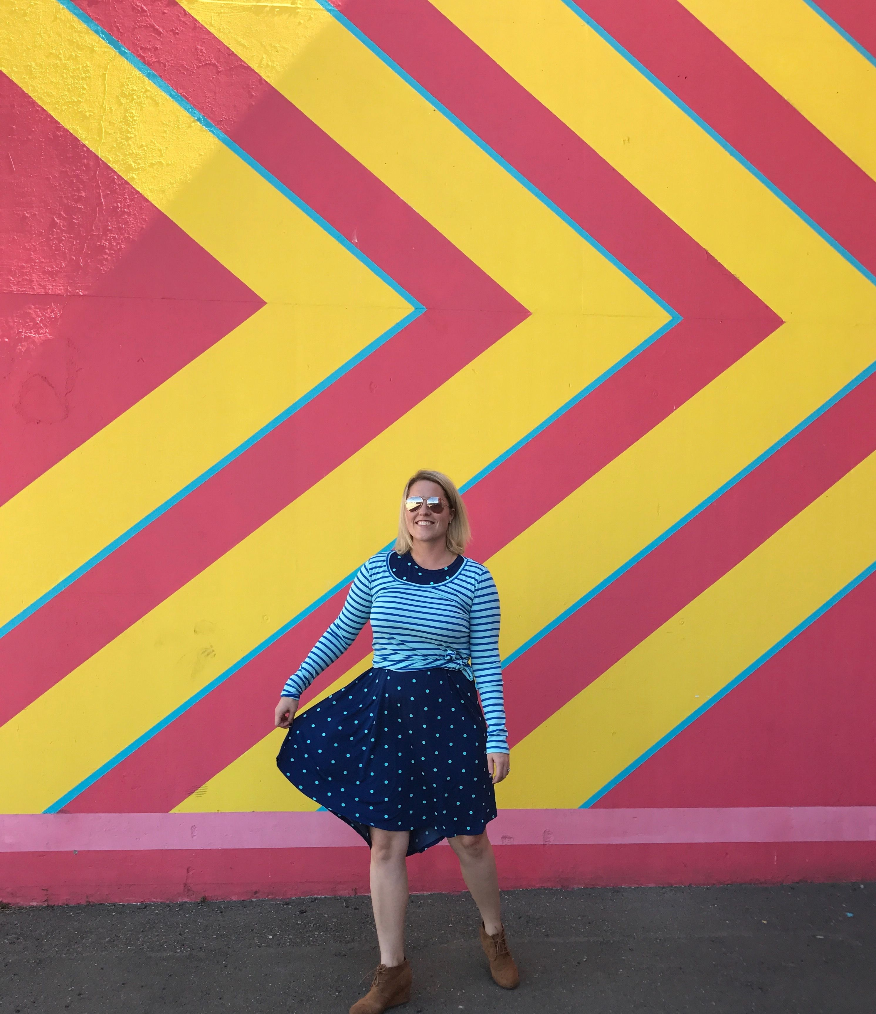 Look at this amazing LulaRoe outfit by @lularoesamanthastringert! To purchase, visit their Facebook group at https://www.facebook.com/groups/lularoesamanthastringert