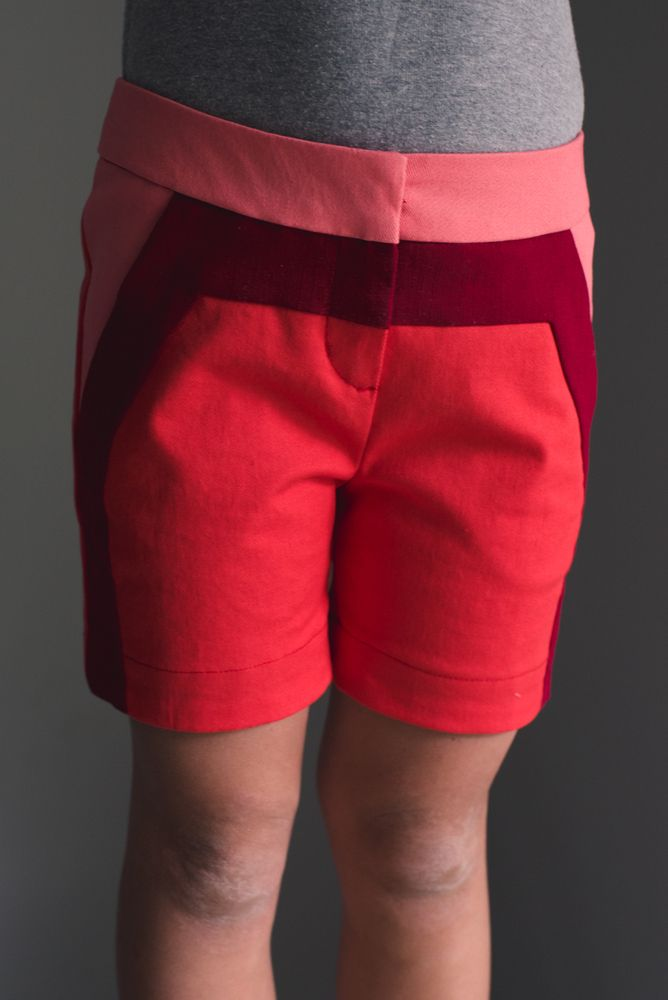 New Release: Morocco Tuxedo Pant & Shorts- PDF Pattern 20%off ...