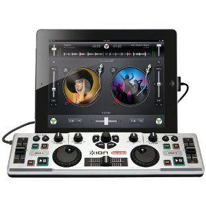 ION IK24 IDJ2GO DJ CONTROLLER - IK24