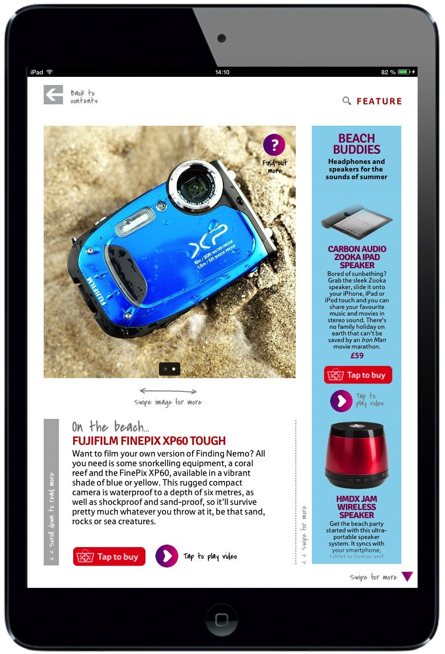 Free magazine for ipad tesco technology entertainment
