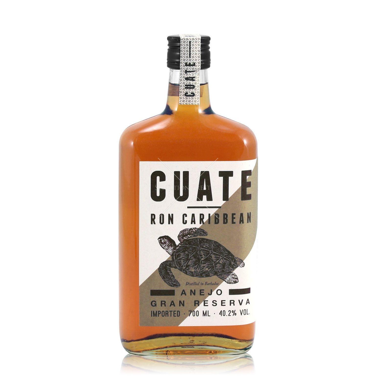 Rum Cuate 13 0,7L (40,2 Vol.) Rhum, Rhum brun et Bouteille