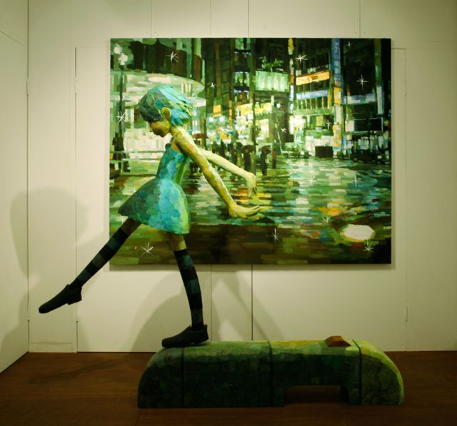Finally 3D That Really Means 3D by Shintaro Ohata
