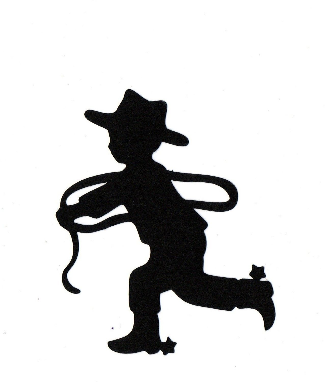 Boy with rope boots and cowboy hat great for an svg for Tiny cowboy hats for crafts