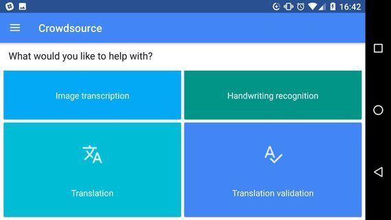 New Crowdsource app lets you work for Google for free
