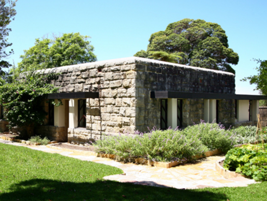 Cheong House by Walter Griffin