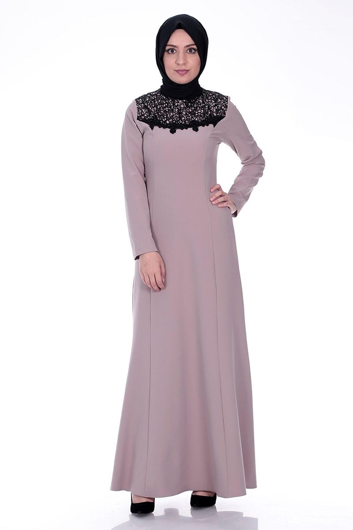 En Sik Patirti Com Tesettur Abiye Elbise Modelleri Https Www Tesetturelbisesi Com En Sik Patirti Com Tesettur Abiye Elbise High Neck Dress Dresses Fashion