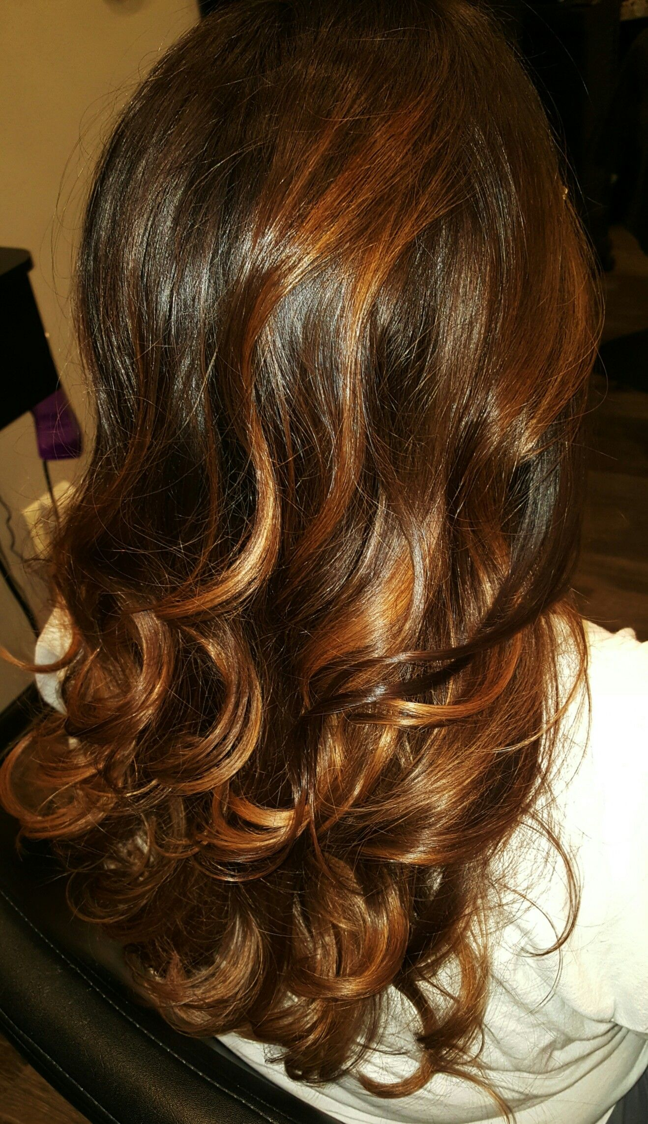 Brown and golden blonde highlight lowlight hair by brittany brown and golden blonde highlight lowlight hair by brittany reynolds pmusecretfo Gallery