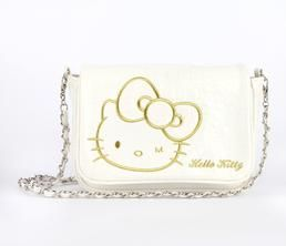 Hello Kitty Shoulder Bag: Big Ribbon