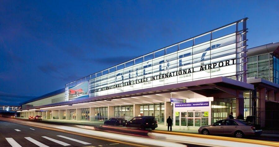 Como ir do Aeroporto de Quebec até o centro da cidade #viagem #canada #viajar