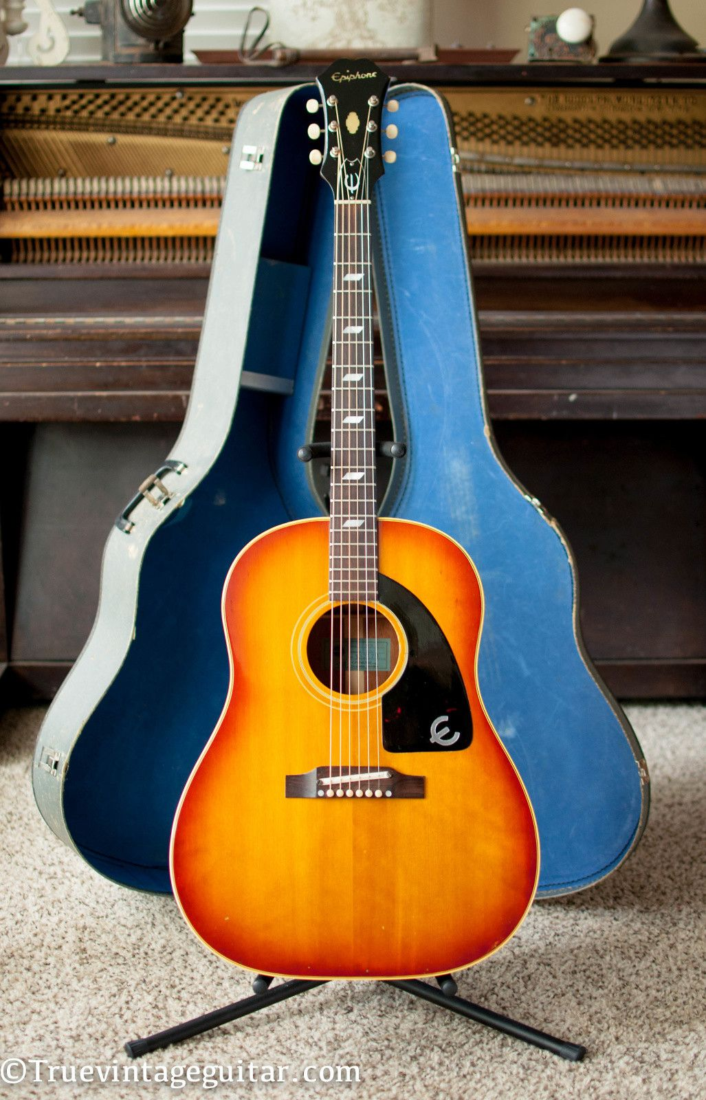 Epiphone Texan Ft 79 Acoustic Guitar Reverb Epiphone Epiphone Guitars Guitar