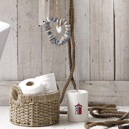 Nautical Bedding Dunelm: Beach Hut Bathroom Collection