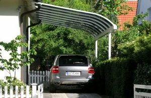 Der Carport Von Simotec Carports Terrassendach Uberdachung Pergola Outdoor Structures Outdoor