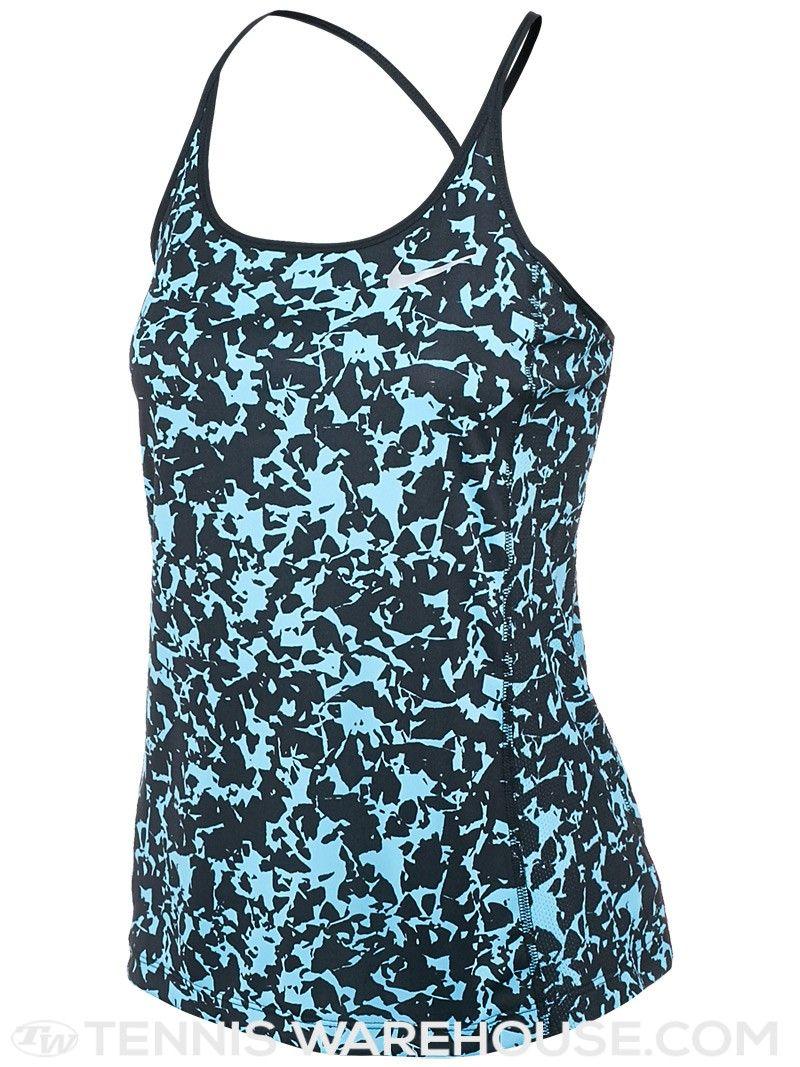 Nike Women's Spring Print Miler Tank