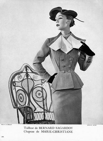Bernard Sagardoy 1952 Louis Astre by Louis Astre