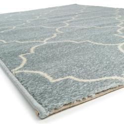 Photo of benuta kids short pile rug Justin turquoise 120×170 cm – modern rug for living roombenuta.de