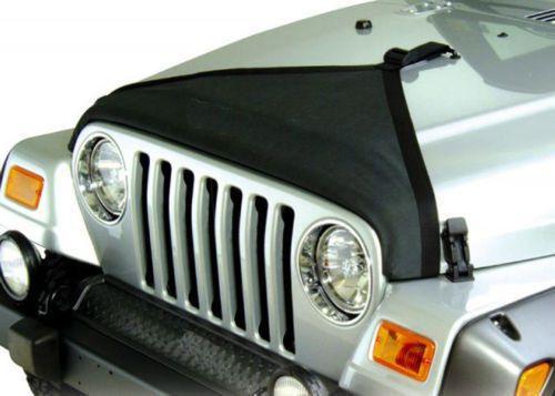1997 2006 Jeep Wrangler Triangle Hood Bra 2006 Jeep Wrangler Jeep Wrangler Jeep Wrangler Jk