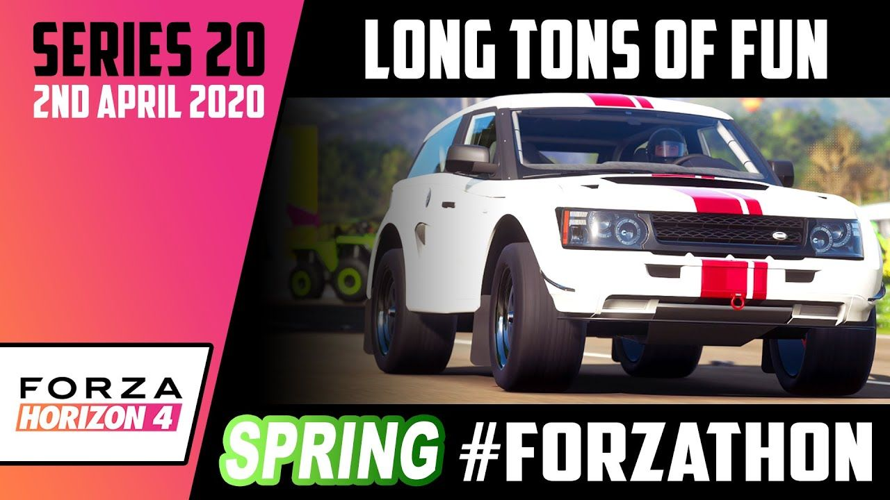 Pin On Forza Horizon 4