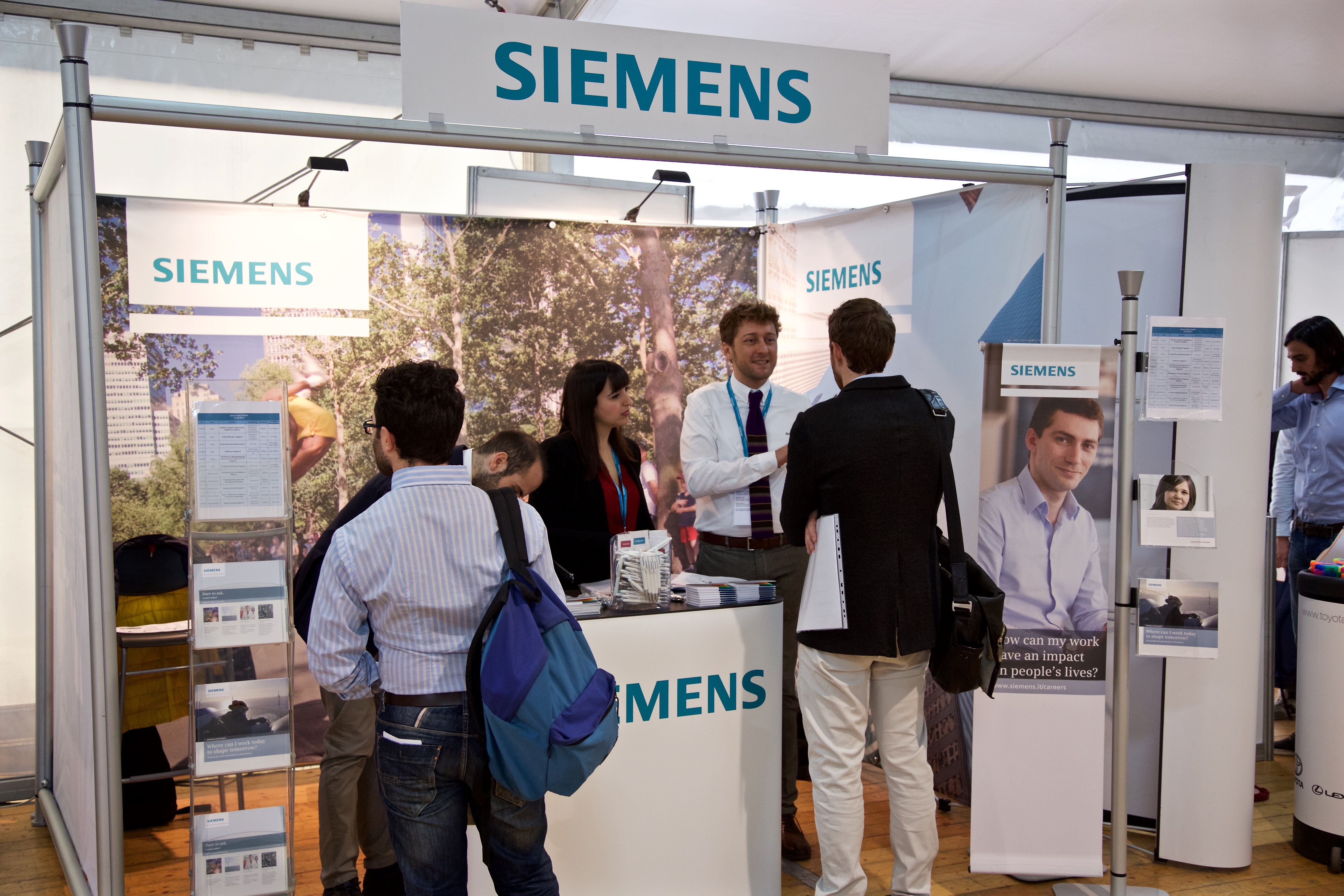 Pin by Siemens Italia on For young talents | Career day