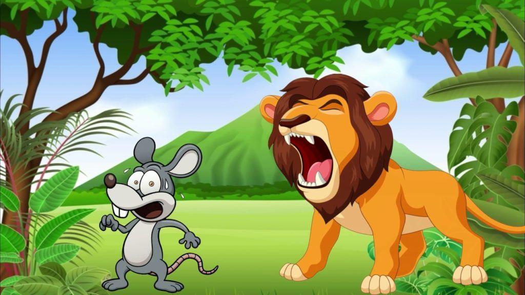 حدوتة قبل النوم بالعامية الاسد والفار Character Disney Characters Line Art
