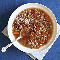 Pasta e Fagioli by Fine Cooking