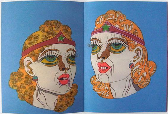 TOM HINGSTON/ INFLUENCE Japanese artist Keiichi Tanaami
