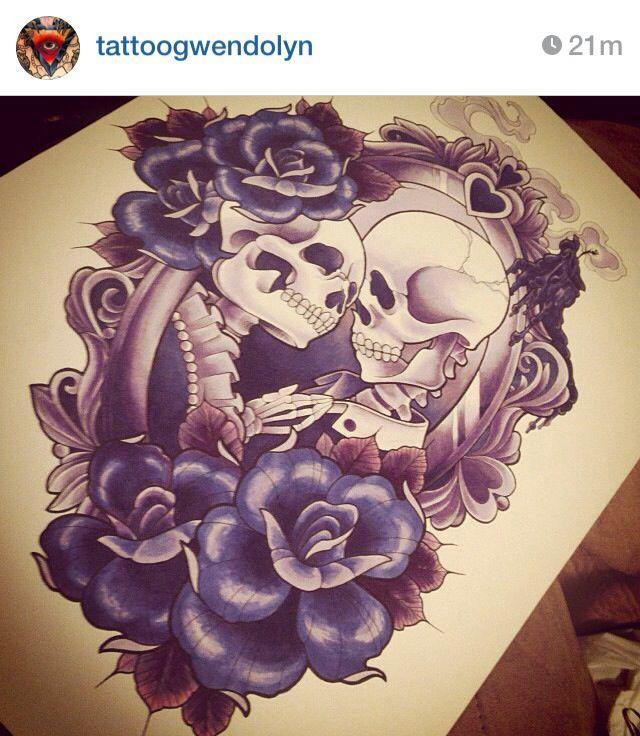 Til death by @Gwen Dolyn on Instagram