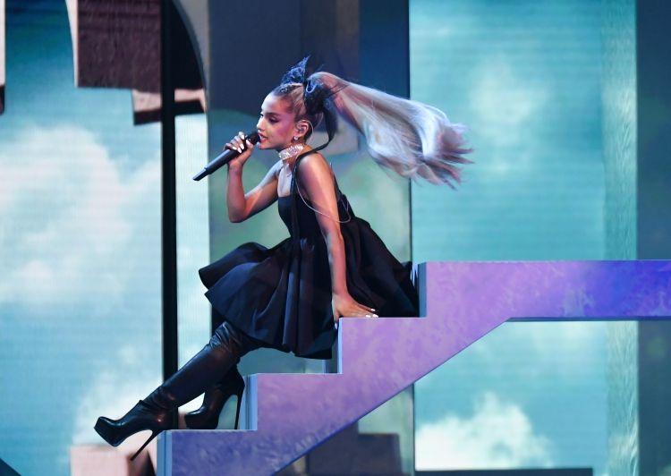 Ariana Grande Billboard Music Awards 2018 Ariana Grande Pinterest