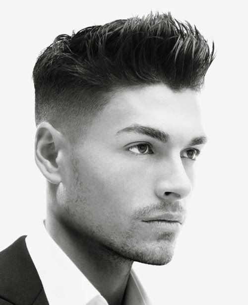 Amazing 1000 Images About Men39S Hairstyles On Pinterest Teenage Boy Hairstyles For Women Draintrainus