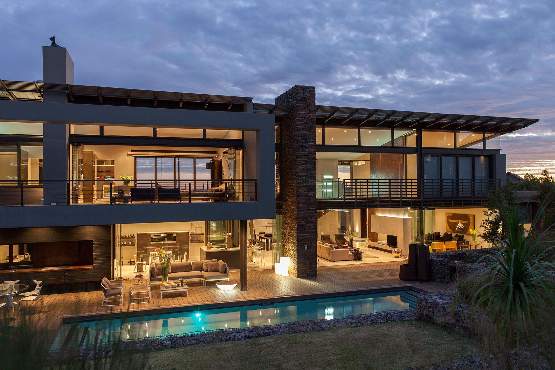 Casa Moderna Grande Big Modern Houses Best Modern House Design House Architecture Design