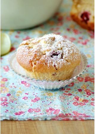 muffins frambuesa